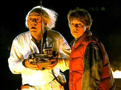 Doc en Marty
