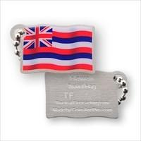 Travel Flag Hawaii
