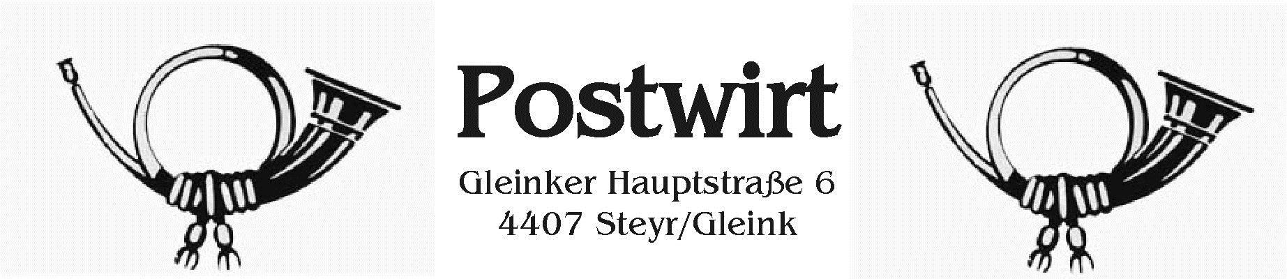 Postwirt, Gleinker Hauptstraße 6, 4407 Steyr/Gleink