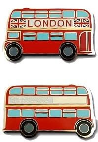 London Bus Geocoin