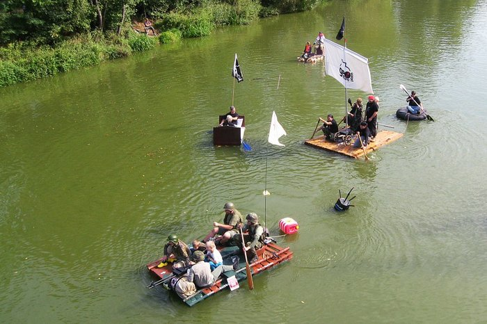 Kačeří flotila