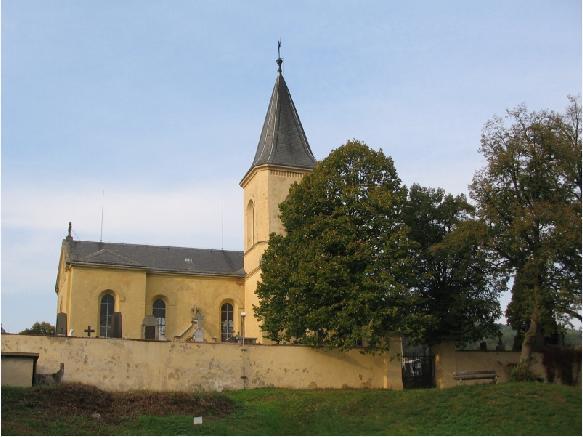 Karlicky kostel