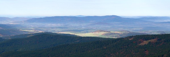 Český les s Čerchovem