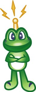 Signal the Frog !
