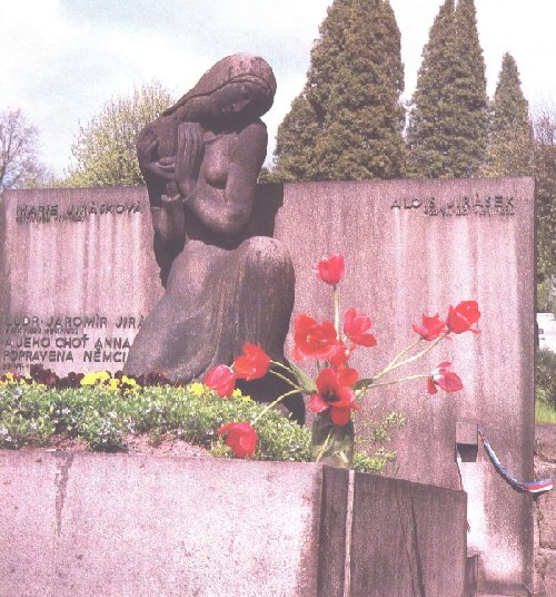 hrob Aloise Jiraska