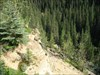 The Baseline Creek crossing