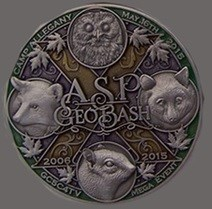 ASPGB X Event GeoCoin - 1 of 50