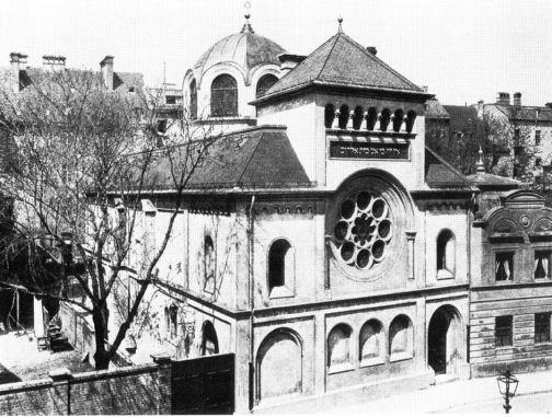 Alte Synagoge Ohel Jakob