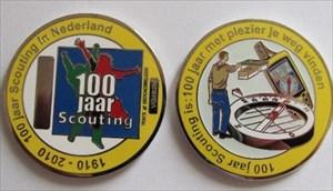 100 jaar Scouting Nederland