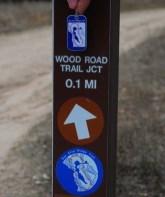 TB Trail Sign