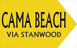 Cama Beach via Stanwood