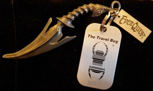 TB3384M) Travel Bug Dog Tag - EverQuest - Madokvaur