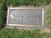 """Remembrance"" at Charles Merritt's grave..."