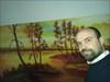 Geocacher e pormenor da pintura 3