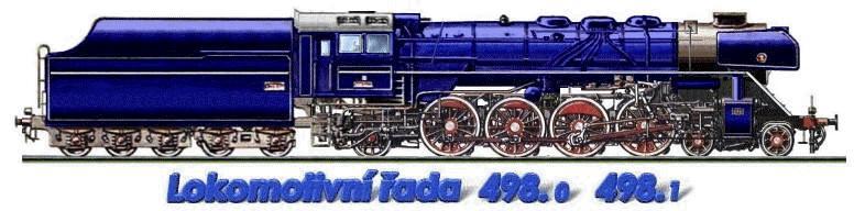 Lokomotivní øada 498.0 a 498.1
