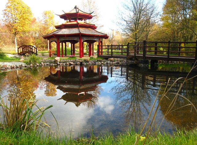 Gc741f8 Asiatischer Garten Lebach Traditional Cache In Saarland