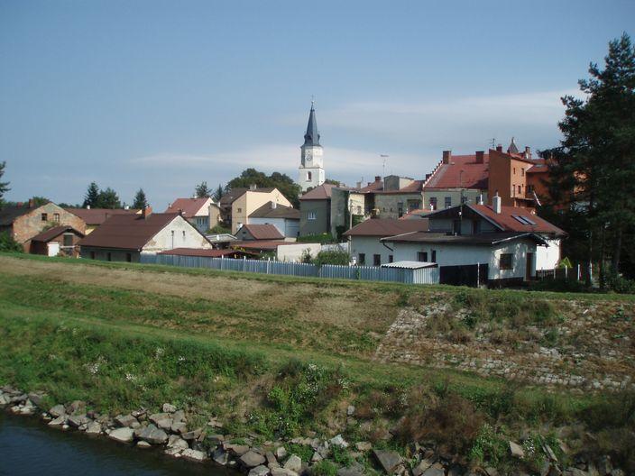 Panorama - Stary Bohumin