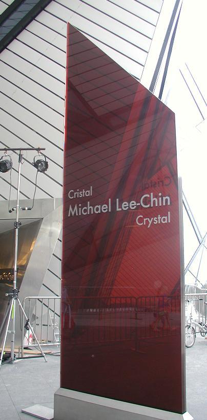 the michael lee chin crystal daniel liebeskind. Black Bedroom Furniture Sets. Home Design Ideas