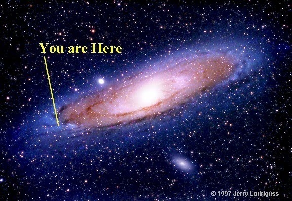 Znáte svoji presnou polohu? GPS - Galaxy Positioning System