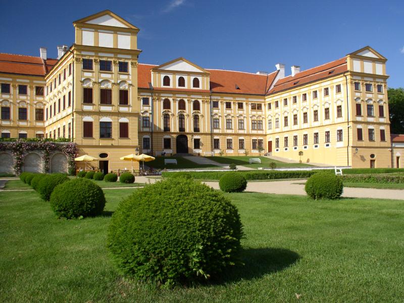 Park a zámek / Park & castle