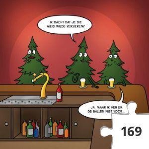 Jigsaw puzzle - Nog 1 maanden en het is Kerst!