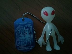 Herby Alien.
