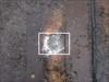 JW1712 - Looking N toward mark