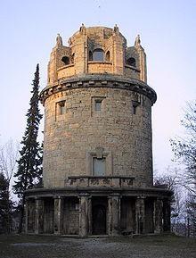 Droll am Bismarckturm