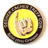 Oecher Cacher Treff Coin
