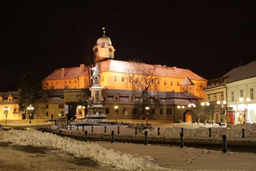 Podebradsky Zamek