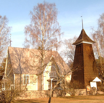 Lokalahti kirkko