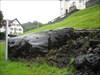 Glacial Abrasion in Liechtenstein
