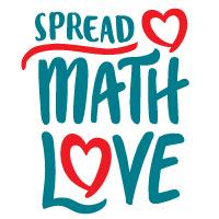 Texas Instruments Spread Math Love
