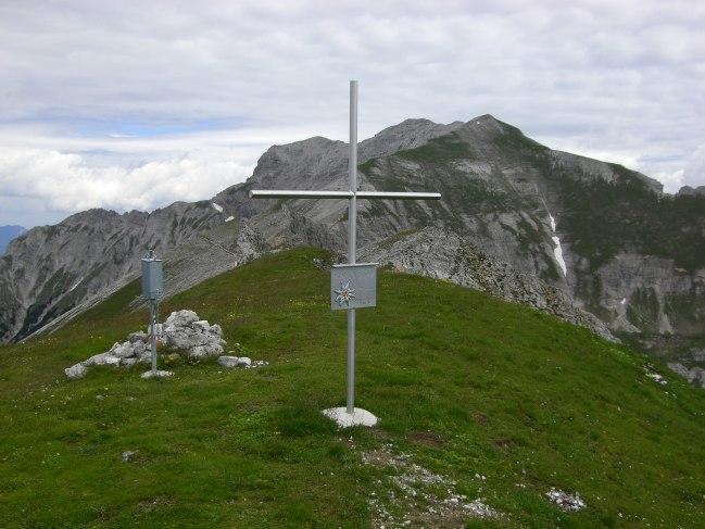 Gipfel des Kleinmölbing