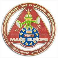 GeoCoin GPS MAZE EUROPE 2015
