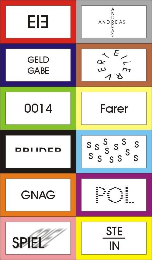 Buchstabenwerte Ermitteln