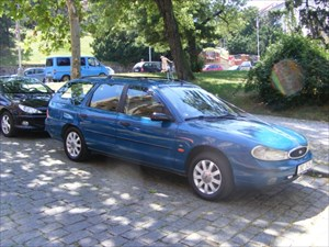 Bobes180´s Ford Mondeo Combi