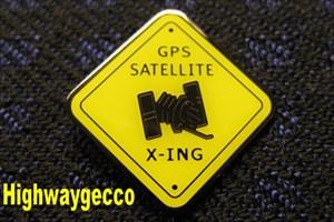 Highwaygecco's Satellite X-ing Geopin