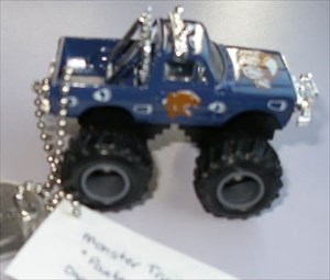 Monster Truck #1 - Panter Blue