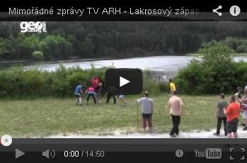 Mimořádné videozpravodajství č.1 - klikem spustit