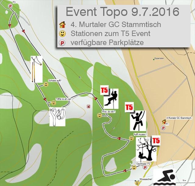 Event-Topo