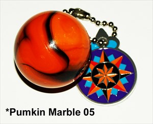 *Pumpkin Marble 05