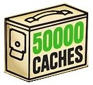 50,000 caches in Sweden!