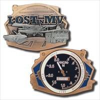 Lost Machmeter — Support