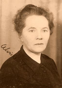 Aloisie Weinfurterová