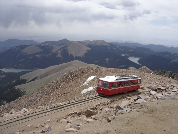 Or You Can Drive Up The Pikes Peak Highway A 19 Mile Toll Road That Begins In Cascade But Make Sure Stay On