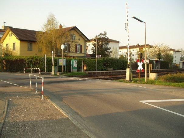 Herten (Baden) Station