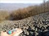 La coulée de lave de Roquelaure (Earthcache)