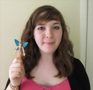 A Fairy named Emily with Emily