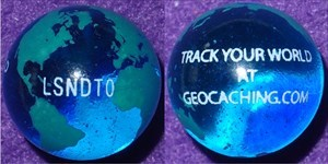 Track your World Marble